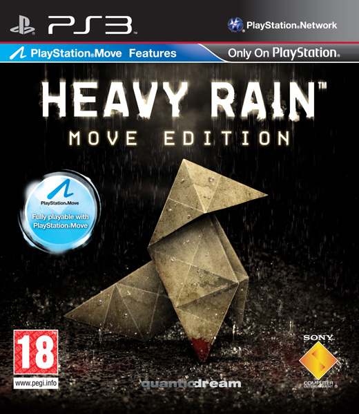 PS3 - Heavy Rain Move Edition