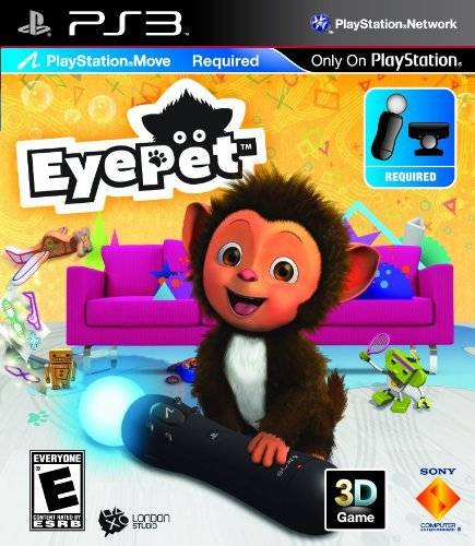 PS3 - EyePet: Move Edition