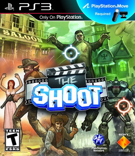 PS3 - The Shoot