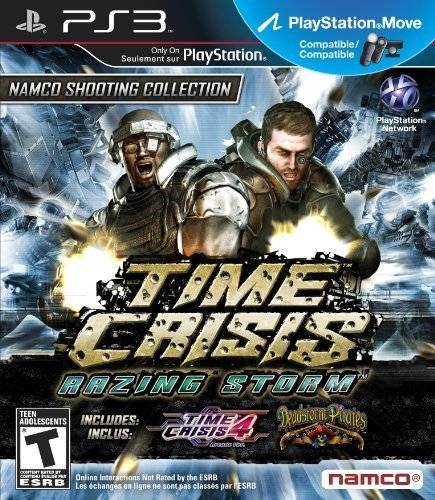 PS3 - Time Crisis Razing Storm
