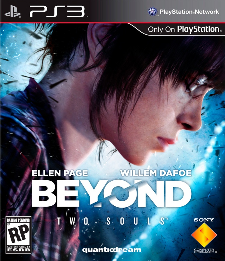 PS3 - Beyond Two Souls