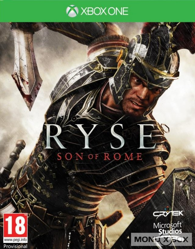XBOX ONE - Ryse: Son Of Rome