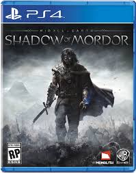 PS4 - Middle earth Shadow of Mordor