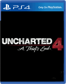 PS4 - Uncharted 4 A Thief's End