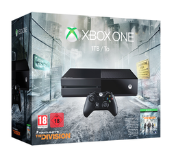 Xbox One 1TB Console With Tom Clancy's The Division