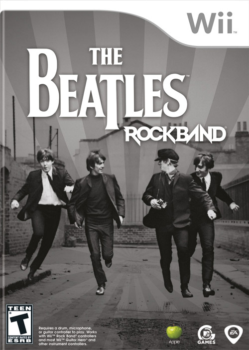 The Beatles Rock Band