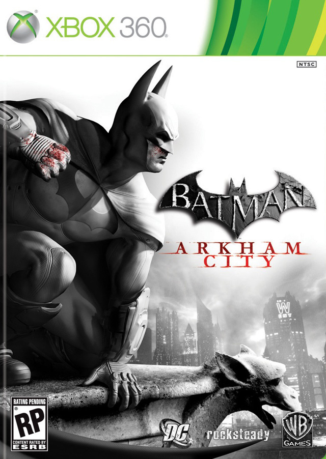XBOX 360 - Batman Arkham City