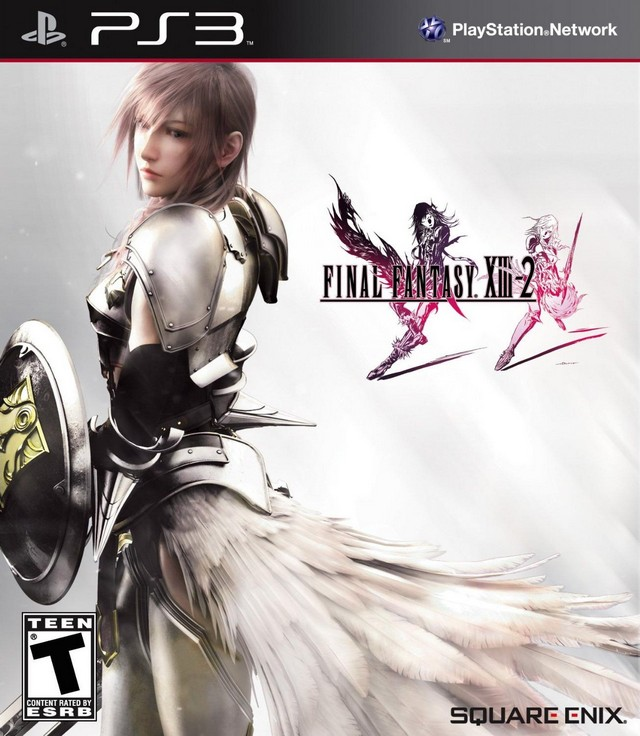 PS3 - Final Fantasy XIII-2