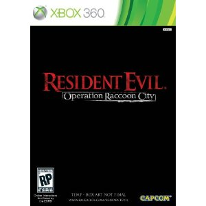 XBOX 360-Resident Evil: Operation Raccoon City