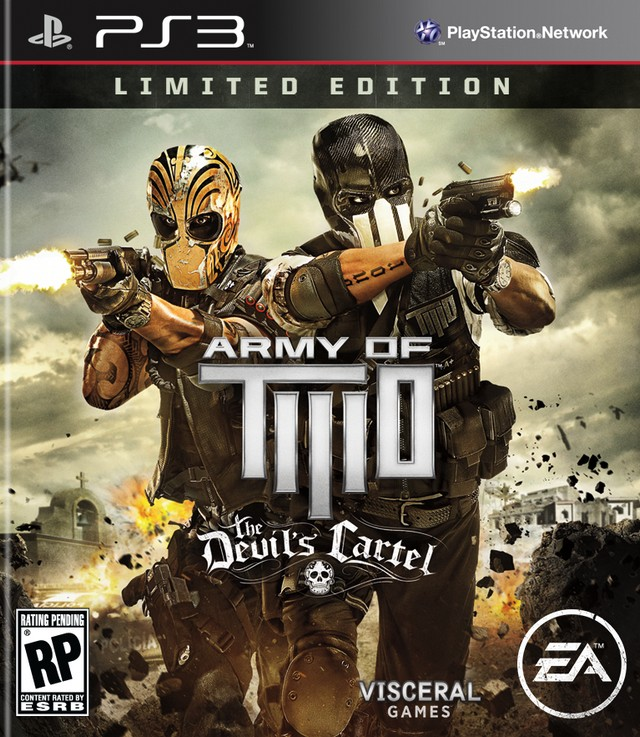PS3 - Army of Two The Devils Cartel