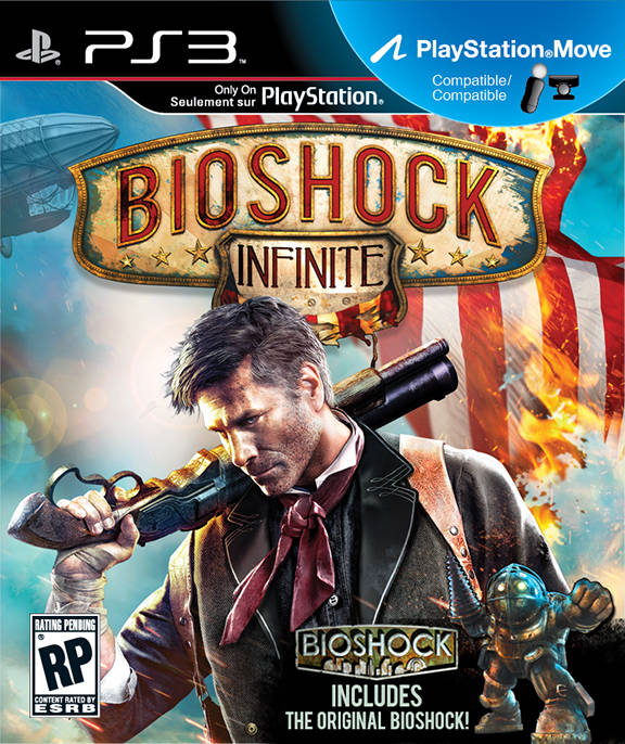 PS3 - BioShock Infinite