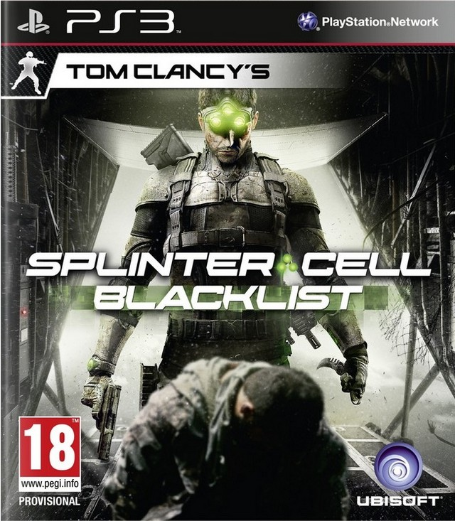 PS3 - Tom Clancy's Splinter Cell: Blacklist