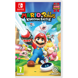 Nintendo Switch - Mario and Rabbids Kingdom Battle