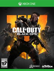 X1 - Call of Duty : Black Ops 4