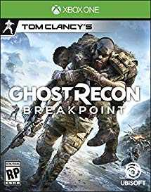 X1 - Tom Clancy's Ghost Recon Breakpoint