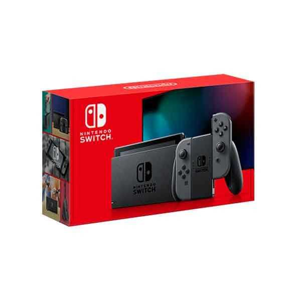 NINTENDO SWITCH CONSOLE V2 - GREY