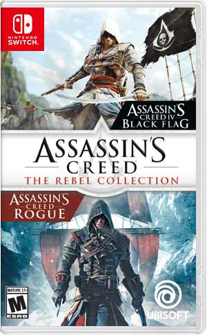 Nintendo Switch - Assassin's Creed: The Rebel Collection