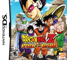 DS - Dragon Ball Z  Attack of the Saiyans