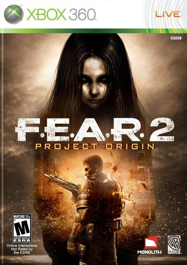 X360 - FEAR 2 Project Origin