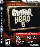 PS3 - Guitar Hero 5