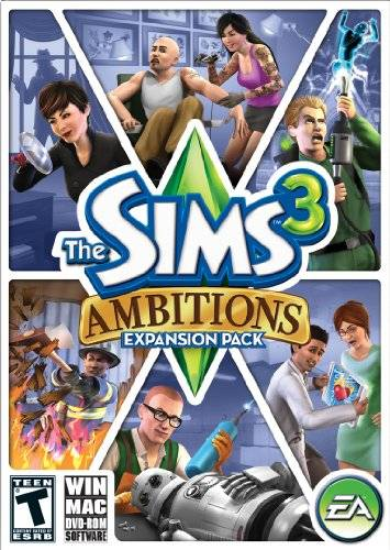 PC - The Sims 3  Ambitions