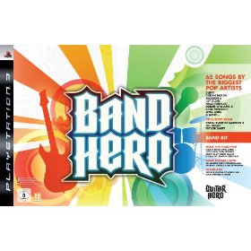 PS3-  Band Hero Set