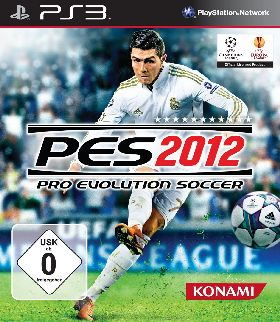 PS3 - Pro Evolution Soccer 2012