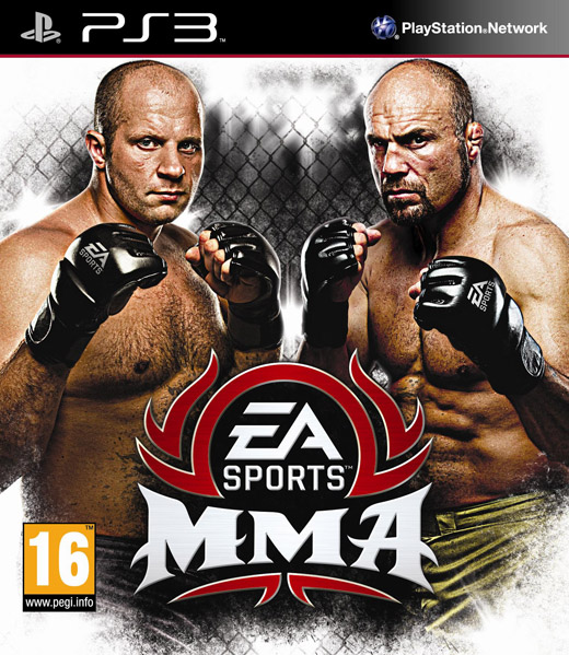 PS3 - EA Sports MMA