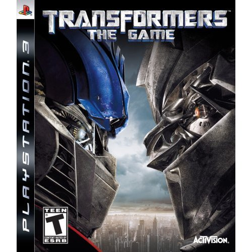 PS3 - Transformer The Game
