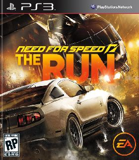 PS3 - Need for Speed The Run