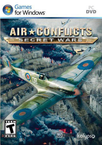 PC-Air Conflicts: Secret Wars