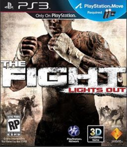 PS3 - The Fight: Lights Out