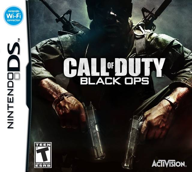 DS - Call of Duty: Black Ops