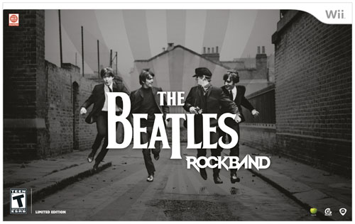 Rock Band The Beatles Limited Edition Premium