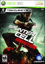 XBOX 360 - Splinter Cell Conviction
