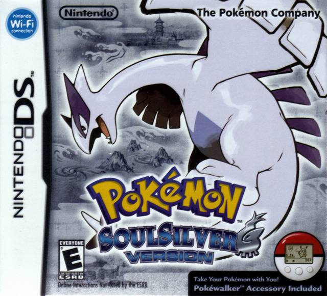 Pokemon SoulSilver Version