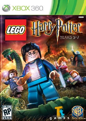 XBOX 360 - LEGO Harry Potter: Years 5-7