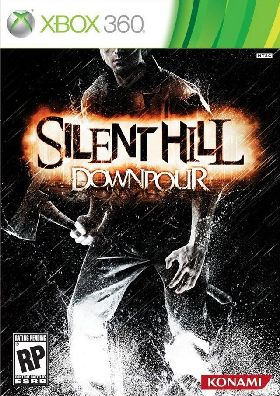 XBOX 360-Silent Hill: Downpour