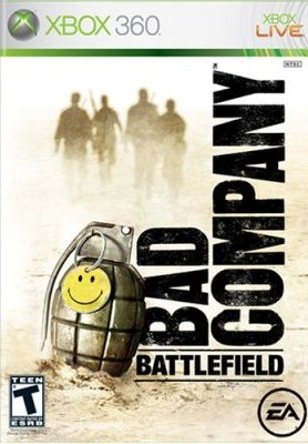 XBOX 360 - Battlefield  Bad Company