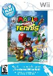 WII - New Play Control  Mario Power Tennis