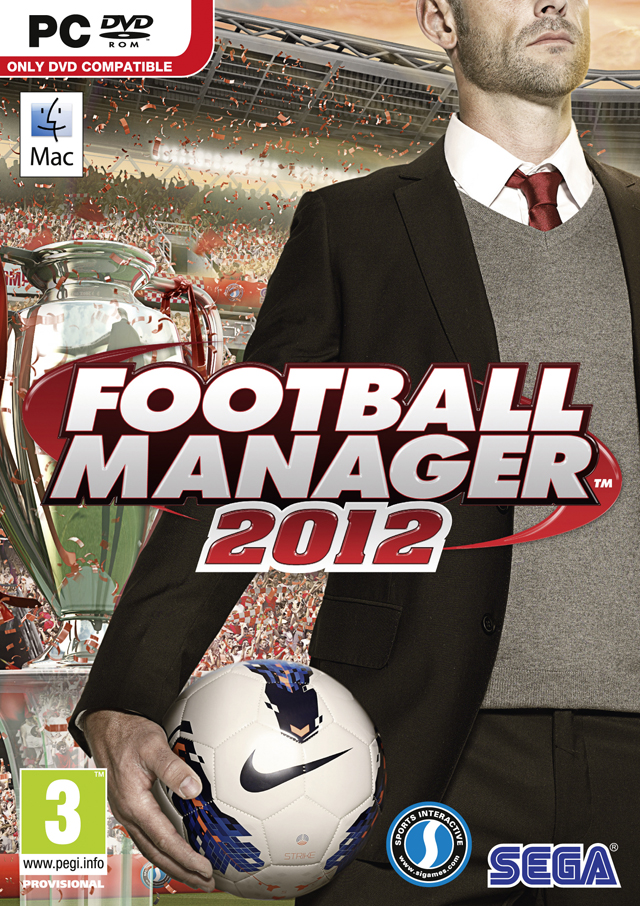 PC-Football Manager 2012