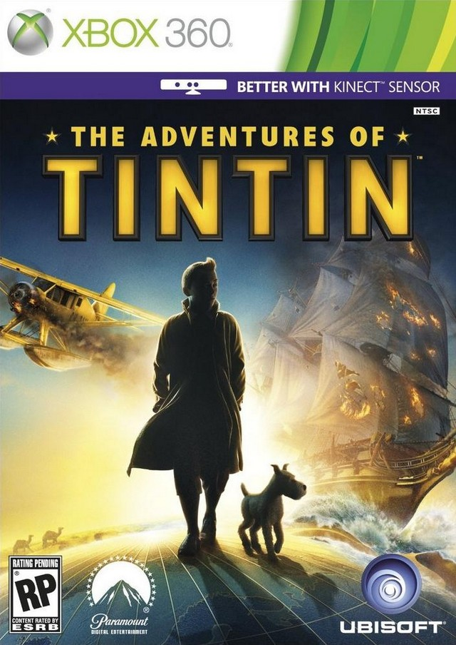 XBOX 360 - The Adventures of Tintin: The Game
