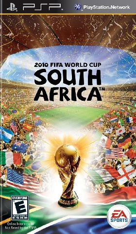 2010 PSP - FIFA World Cup South Africa