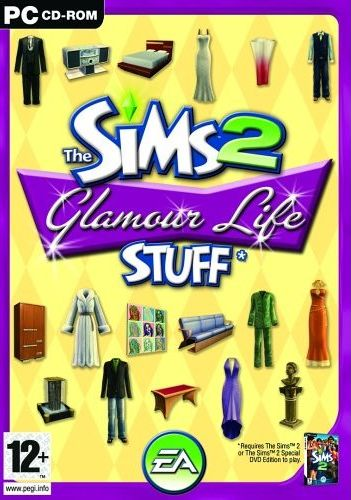 The Sims 2  Glamour Llife