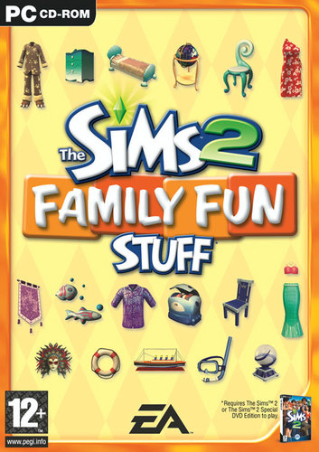 The Sims 2   Family Fun