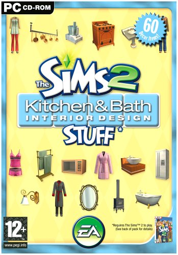 PC - The Sims 2 Kitchen