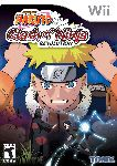 WII -  Naruto Clash of Ninja Revolution