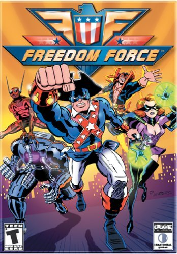 PC - Freedom force