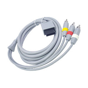 WII -Audio/video cable