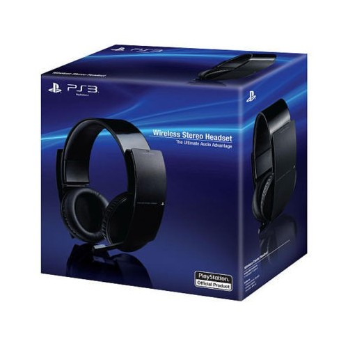 PS3 - Sony PS3 Wireless Bluetooth Headset 7.1